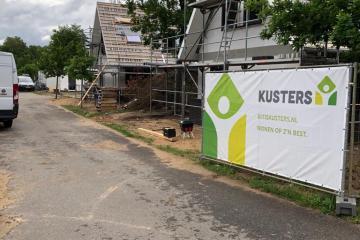 Kusters bouwt luxe vakantiewoningen in Lochem