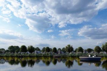 Kusters bouwt aan recreatiegebied Kraaijenbergse plassen Cuijk