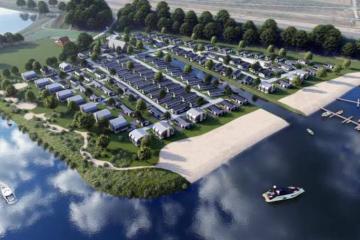 Kusters bouwt Europarcs vakantiewoningen Cuijk